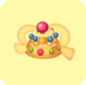 雲の国王冠