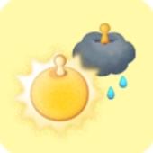 ラジコン雨雲とラジコン太陽
