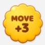 移動回数+3