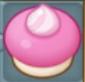 ピンクのケーキ2