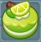 緑のケーキ3