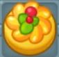 黄色ケーキ4