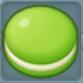 緑のケーキ1