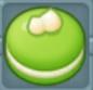 緑のケーキ2