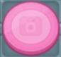 ピンクの皿