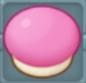 ピンクのケーキ1